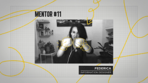 Federica - information designer