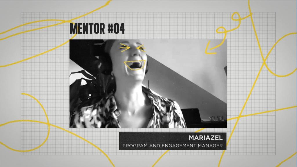 Introduzione Mentor durante la puntata